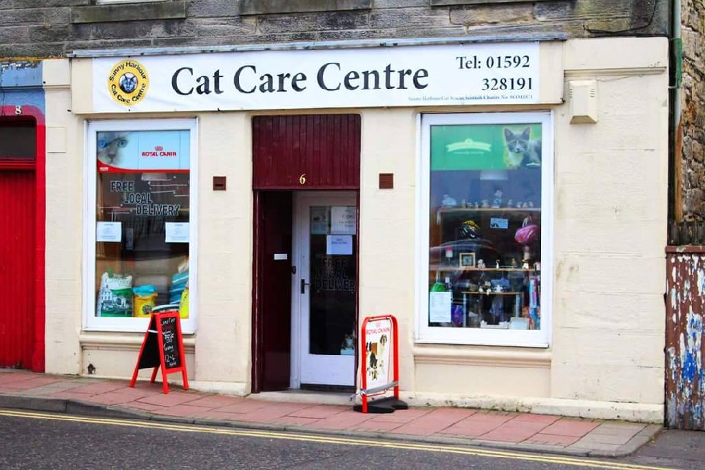 Cat Care Centre Lochgelly