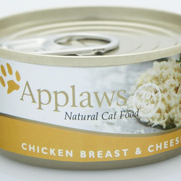 Applaws Cat Can Chicken & Cheese