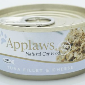 Applaws Cat Can Tuna & Cheese