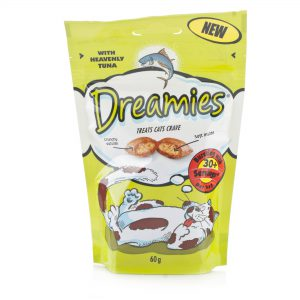 Dreamies-Tuna