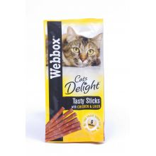 Webbox Cats Delight Chicken & Liver