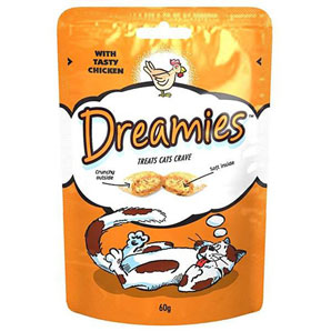 dreamies chicken